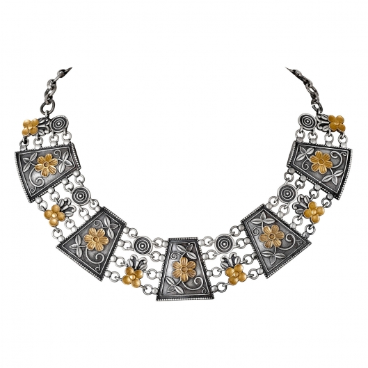 Afghan Gold Jewelry