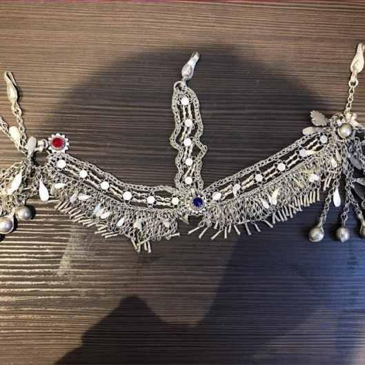Afghan Head Jewellery