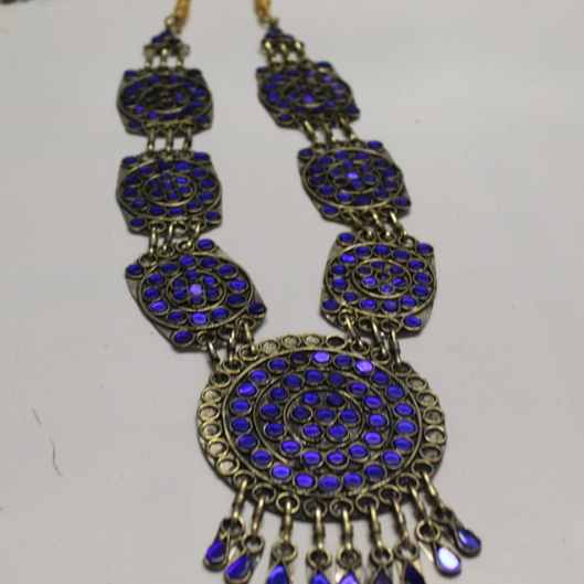 Afghani Necklace